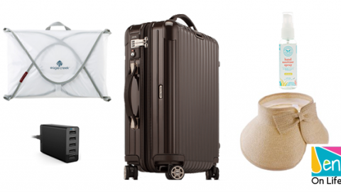 Essential Travel Items