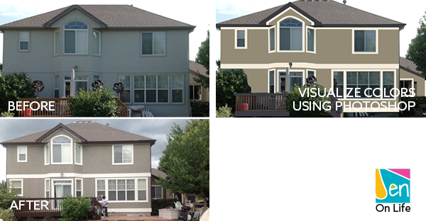 Pick Exterior Paint Colors