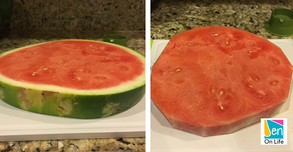 Watermelon Drink (Step 1)
