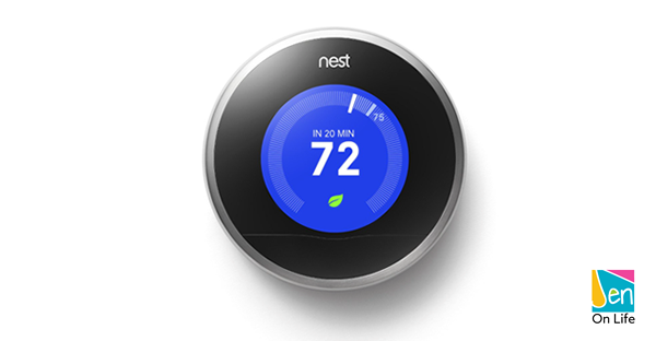 Nest (2nd Generation) Learning Thermostat