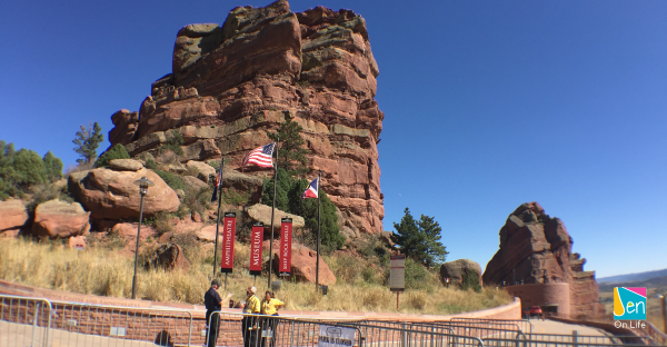 Red Rocks Closed
