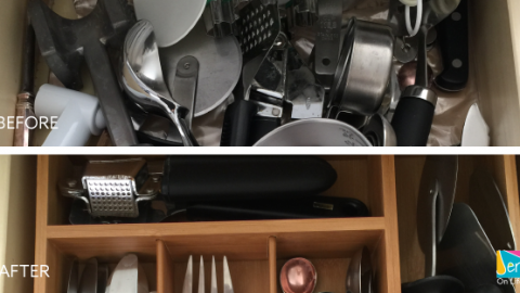 Organize your Drawers with a Drawer Organizer
