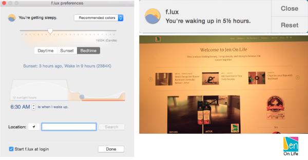 Flux Screenshots