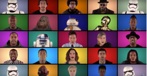 Sweet Star Wars Medley