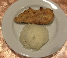 Panko Breaded Chicken