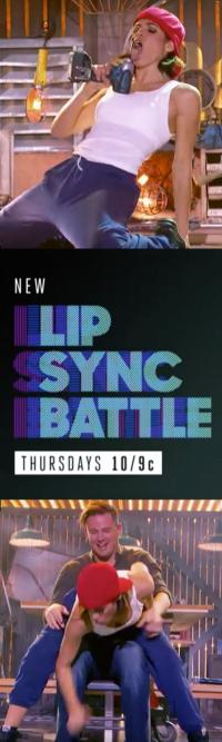 Lip Sync Battle - Pinterest