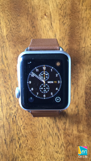 Like a new Apple Watch with new band