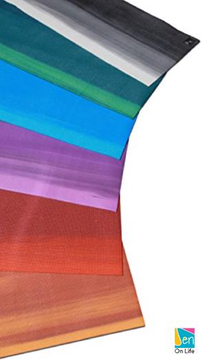 Aurorae Printed Yoga Mats