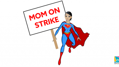 Mom on Strike