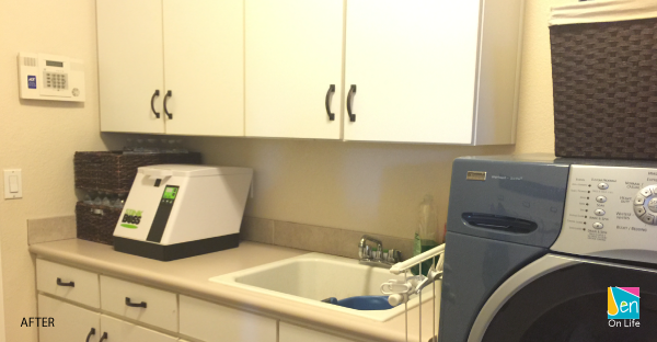 Laundry Room (AFTER)