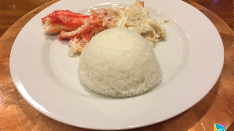 Colossal King Crab Legs