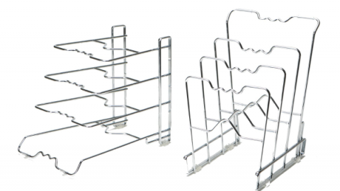 Baking Pan Organizer Rack