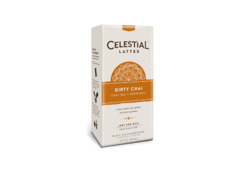 Dirty Chai: Celestial Seasonings (Lattes)