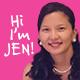 Hi I'm Jen!