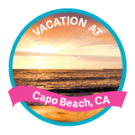Relax and Spend Your Vacation at Capo Beach / Dana Point, CA
