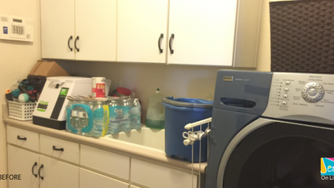A Dumping Ground: The Laundry Room
